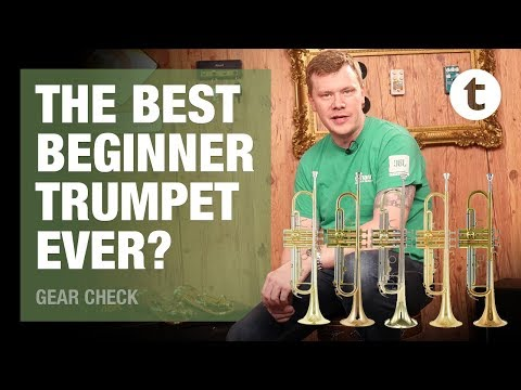 Top 5 | Trumpets | For Beginners |Thomann