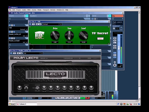 LePou Free VST Plugin Guitar Amps (All Models) Review Demo 1