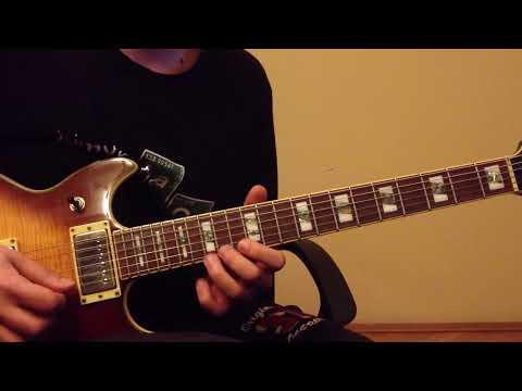 JTC Solo Contest Entry Rock Guitar Solo 1