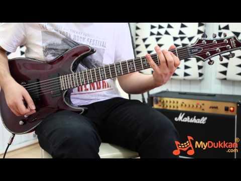 Schecter Hellraiser C-1 Guitar Review Flawless Instrument 1