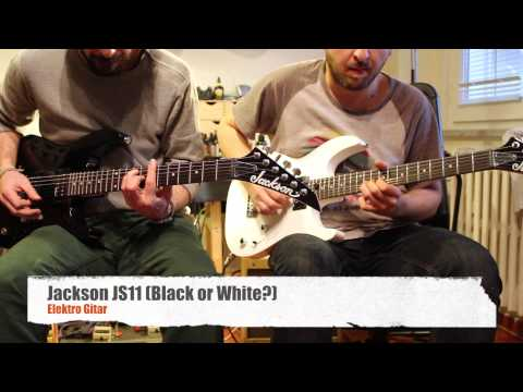 Jackson JS11 Dinky Review Best Entry Level Electric Guitar 3