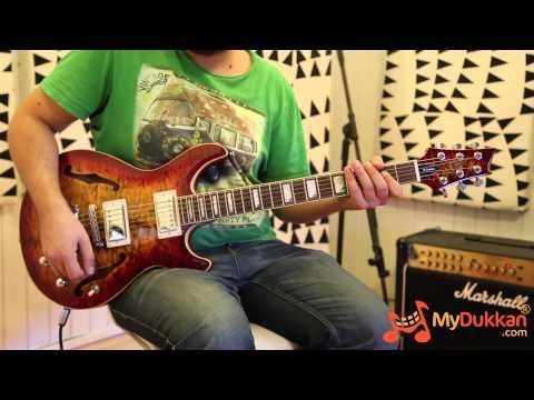 Cort M-Custom Electric Guitar Review w/ Piezo Pickups 1