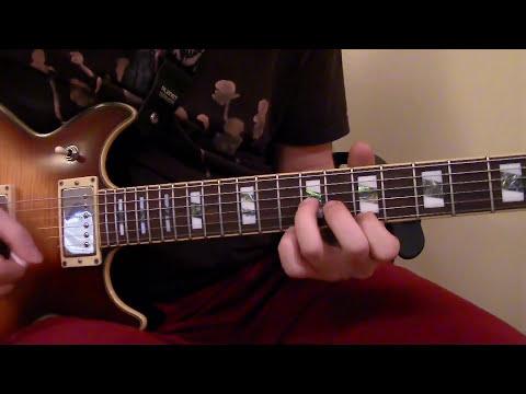 Laço Tayfa Hüsnü Şenlendirici Bergama Gaydası Guitar Cover 1