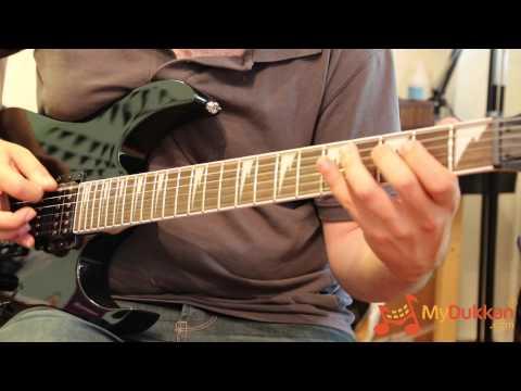 Ibanez GRG170DX Electric Guitar Review - Affordable RG Design 1