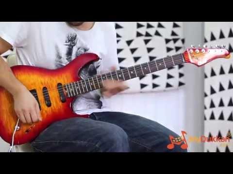 Marshall JVM205C Review - Excellent & Versatile British Amp! 1