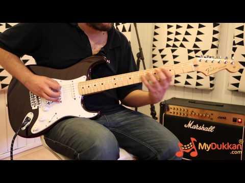 Fender Standard Stratocaster Review: Excellent Value/Money! 2