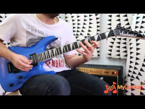 Jackson JS32 Dinky Series Electric Guitar Review Built For Shred 1
