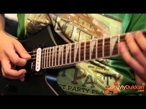 Jackson JS32T Kelly Review Killer Tone Without Busting The Bank 1
