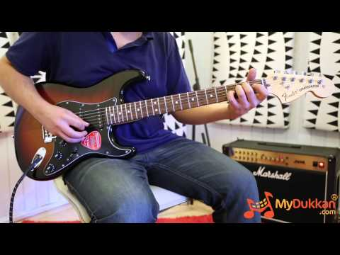 Fender American Special Stratocaster Review - Solid Axe! 2