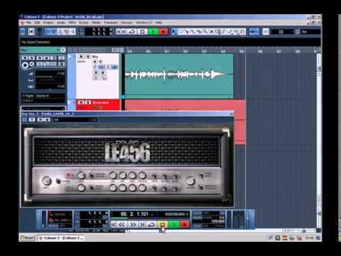 LePou Free VST Plugin Guitar Amps (All Models) Review Demo 3
