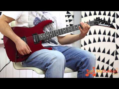Jackson JS11 Dinky Review Best Entry Level Electric Guitar 4