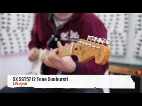 Stratocaster Clones Blind Test: Can you guess? 2