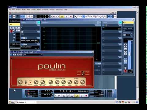 LePou Free VST Plugin Guitar Amps (All Models) Review Demo 2