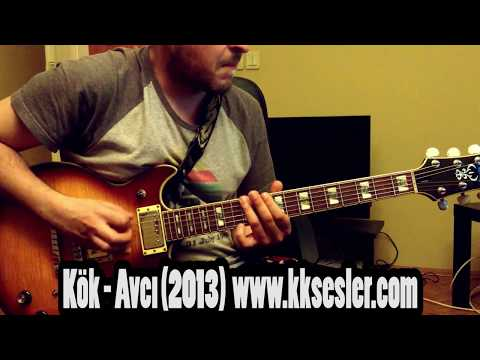 Kök Avcı (Bilmece) Guitar Cover 1