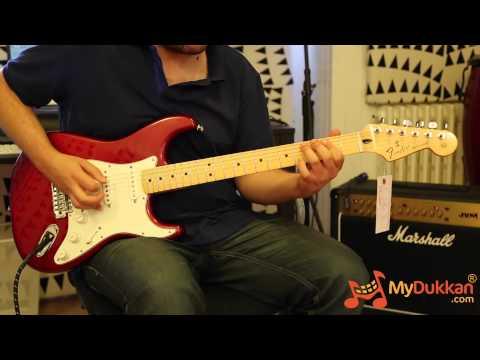 Fender Standard Stratocaster Review: Excellent Value/Money! 1