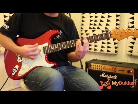 SX SST62 Electric Guitar Review True 60's Stratocaster Clone 1