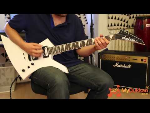 Jackson JS32T Kelly Review Killer Tone Without Busting The Bank 2