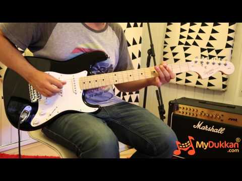 Squier Affinity Stratocaster Review Perfect Budget Strat 1