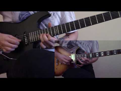 Queensryche I Don't Believe in Love Guitar Cover 1