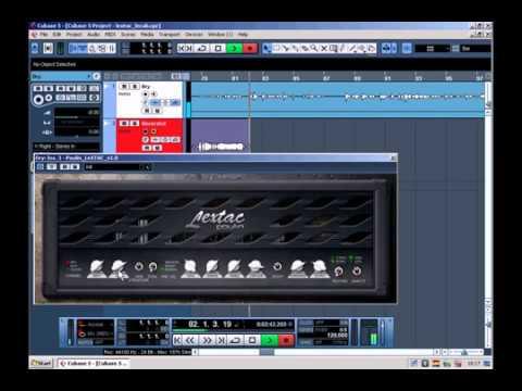 LePou Free VST Plugin Guitar Amps (All Models) Review Demo 4