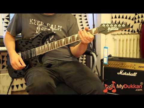 Ibanez GRG170DX Electric Guitar Review - Affordable RG Design 2