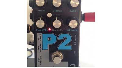 AMT P2 Guitar Preamp Demo