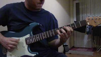 Canon HF R506 Guitar Test Video