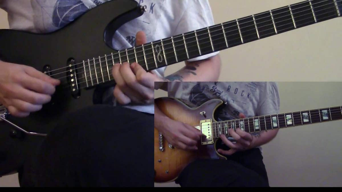 I Don't Believe in Love by Queensryche Guitar Cover