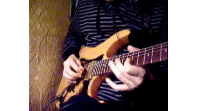 Benim Hala Umudum Var Guitar Solo