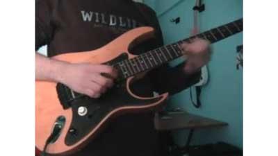 Shawn Lane Epilogue For Lisa Guitar Cover