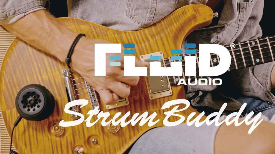 Strum Buddy by Fluid Audio