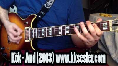 Kök And Guitar Cover