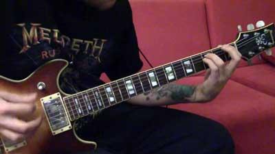 Kök Anlat Guitar Cover