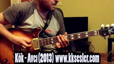 Kök Avcı Guitar Cover