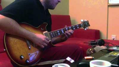 Tamburada Dolly Guitar Cover