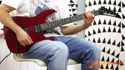 Jackson JS11 Dinky Red