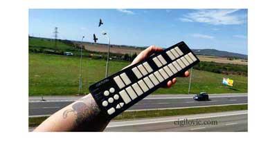 Keith McMillen QuNexus MIDI Controller & Keyboard