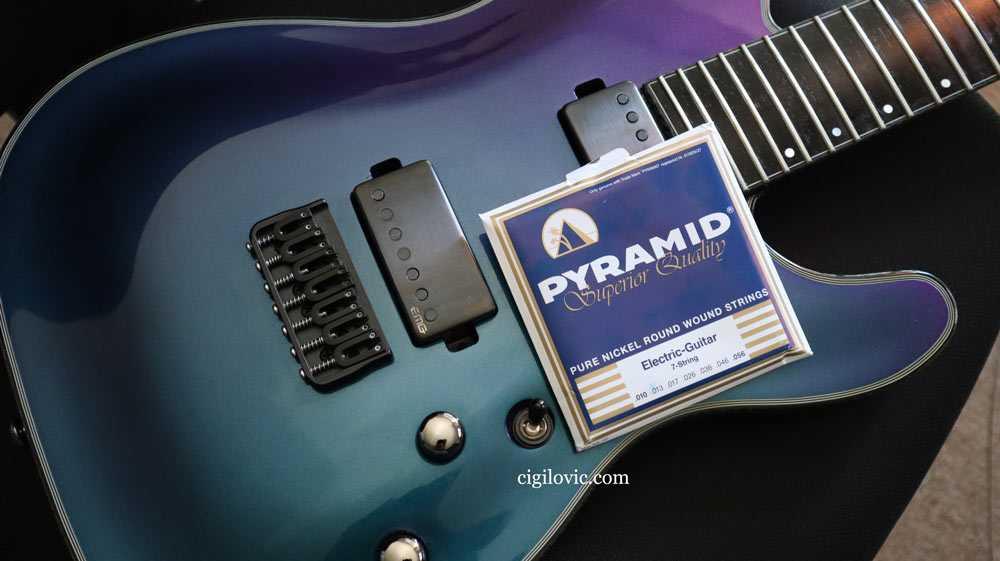 Pyramid 7 String