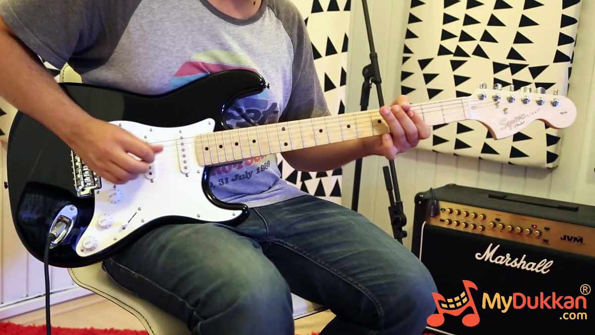 Squier by Fender Affinity Stratocaster
